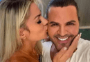 Após separação, affair assume romance com Eduardo Costa: 'Magia de amar'