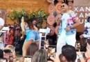 Anitta leva caravana e faz participação especial em show de Xanddy nos EUA; assista