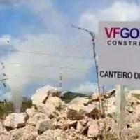 """Empresa """"VFGOMES"""" interditada por crime ambiental pela Secretaria de Meio Ambiente retoma trabalhos em Novo Progresso"""