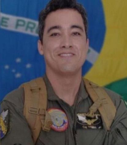 Petherson dos Santos Alves Verli morreu no acidente com o helicóptero do Exército Brasileiro. (Foto| Reprodução)
