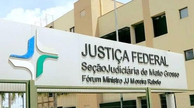 JUSTIÇA MT FEDERAL