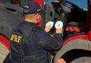 PRF flagra motorista sob efeito de anfetamina em Altamira