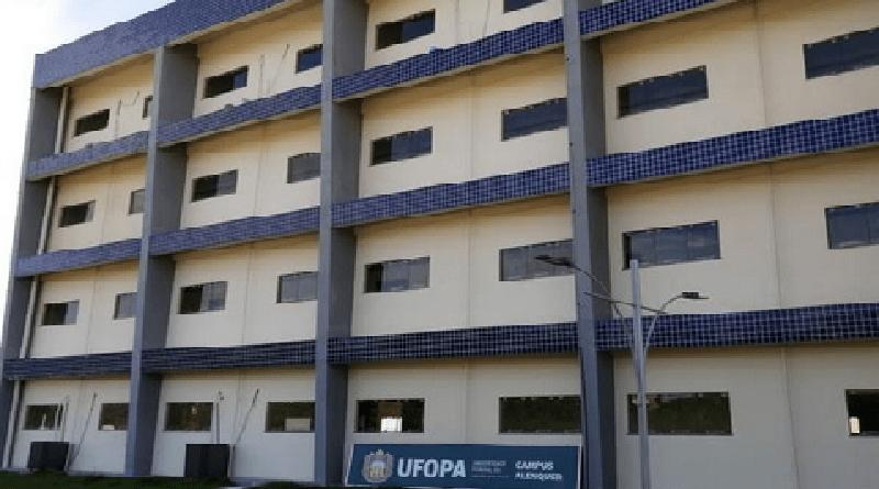 Campus Alenquer Acervo Ufopa