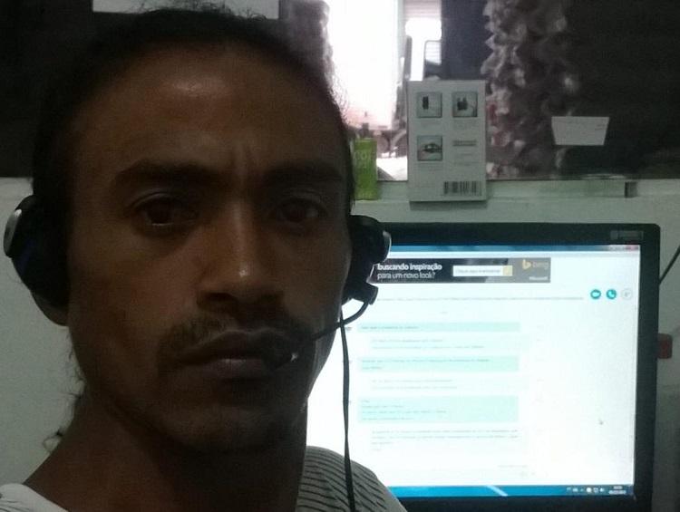 Isaac Freitas da Silva  (Foto:Rede Social)