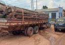 Quase 80 m³ de madeira são apreendidos no Pará por transporte irregular