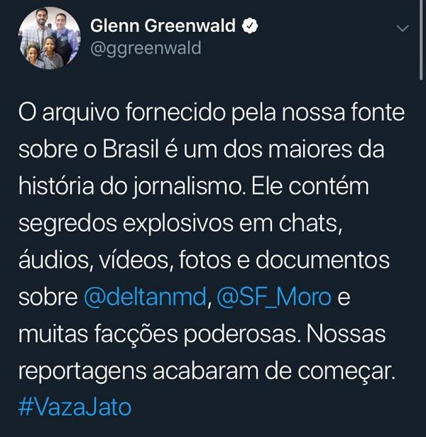 Esse é apenas o começo do que pretendemos tornar uma investigação jornalística contínua das ações de Moro, do procurador Deltan Dallagnol e da força-tarefa da Lava Jato – além da conduta de inúmeros indivíduos que ainda detêm um enorme poder político e econômico dentro e fora do Brasil.