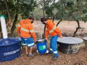 Ponto de entrega voluntária (PEV) de Orgânicos no Jardim Botânico
