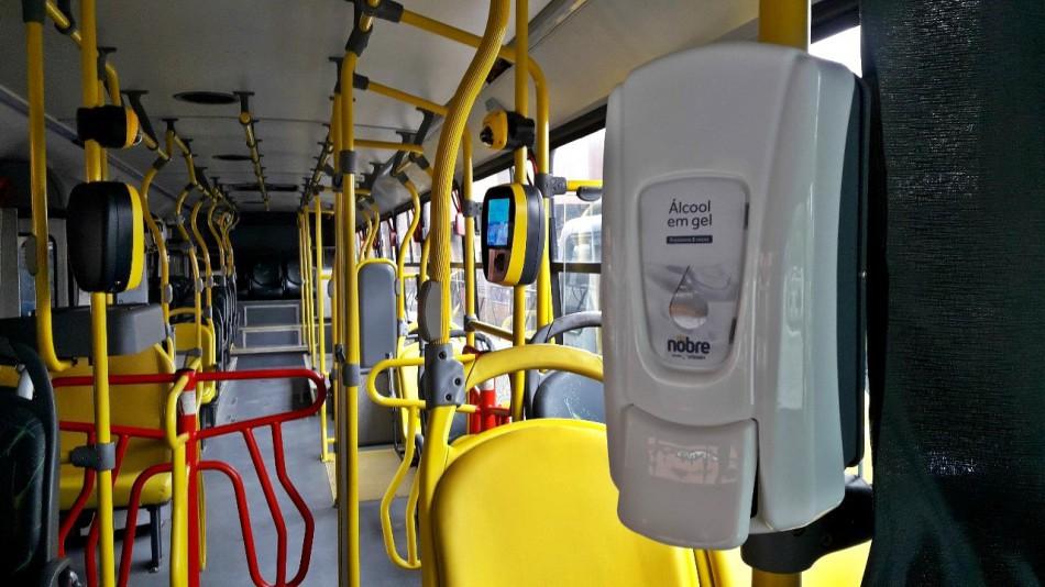 Transporte coletivo retorna com escala de horários e regras de prevenção ao  Coronavírus - Prefeitura de Blumenau - Folha do Estado