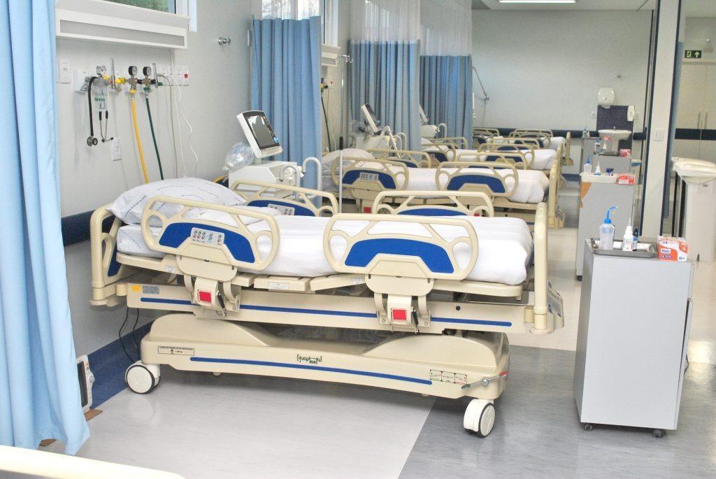 Hospital Regional do Norte Pioneiro inaugura dez leitos de UTI