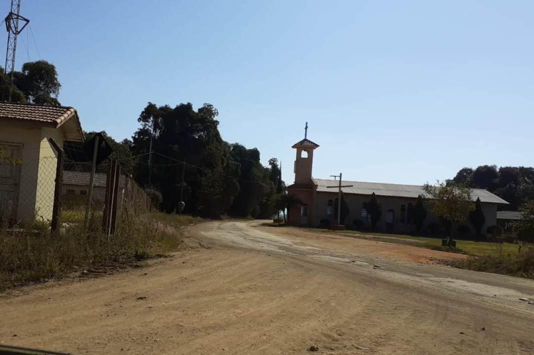 vistorias nas estradas de Arapoti