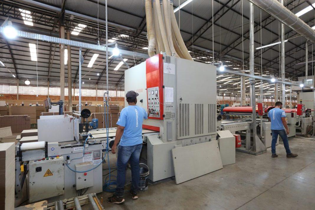 Industrialização no Paraná é destaque