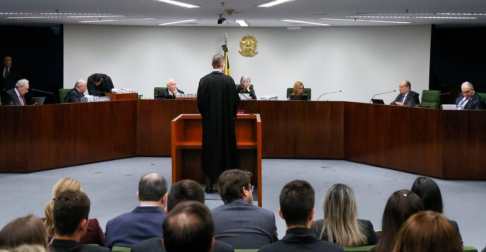 STF nega liberdade a Lula