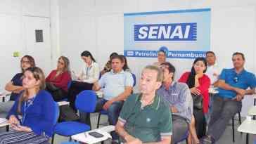 SENAI Petrolina sedia workshop sobre Indicação Geográfica. Foto: Divulgação