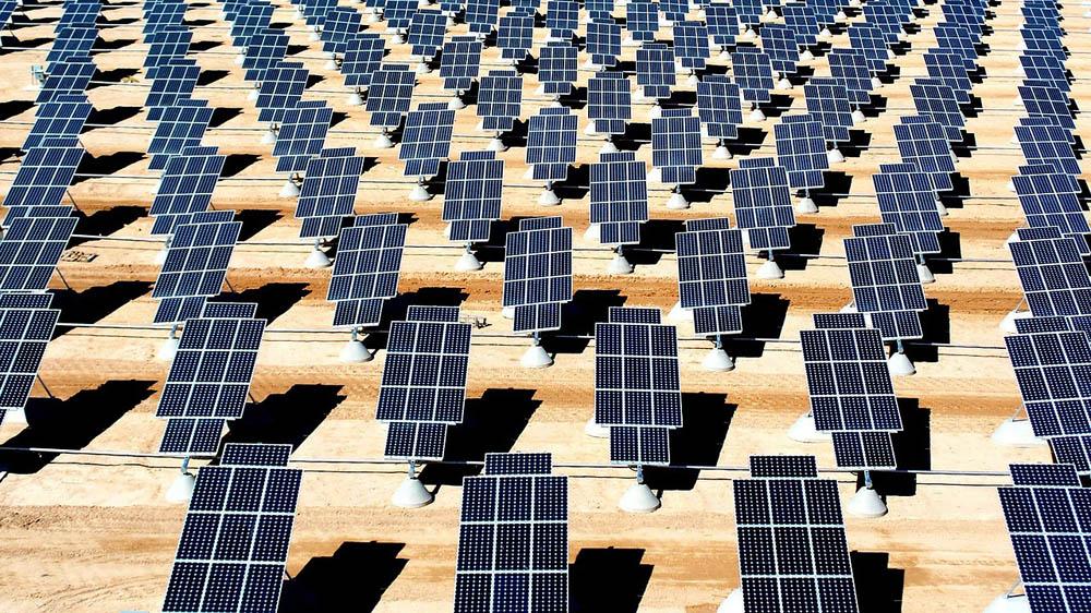 Energia solar no Deserto do Saara poderia suprir todo o consumo mundial