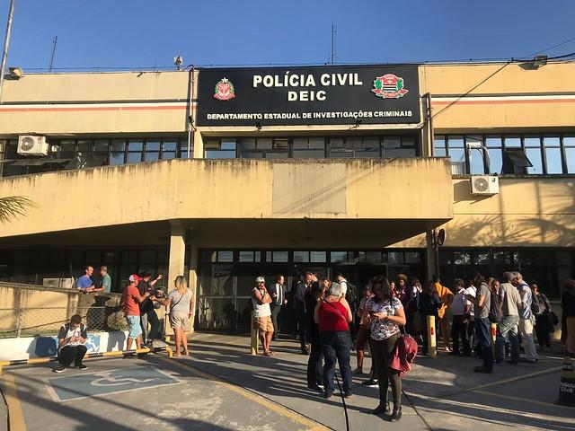 Ofensiva contra movimentos populares prende lideranças de sem-teto em SP