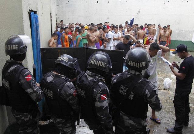 Brasil é o primeiro país a retroceder no combate e prevenção à tortura no mundo