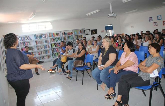 Comunicação é tema de encontro pedagógico em Petrolina. Foto: Divulgação