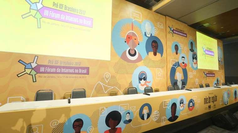 O VII Fórum da Internet no Brasil foi promovido pelo CGI.br e NIC.br, no Rio de Janeiro, de 14 a 17 de novembro de 2017. Foto: Ricardo Matsukawa