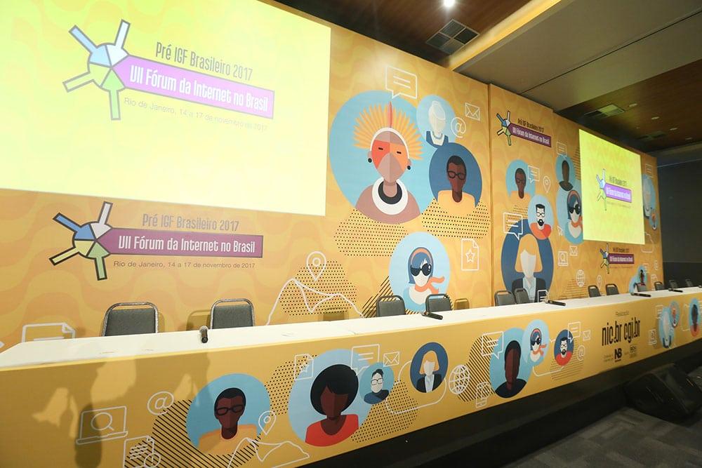 11º Fórum da Internet no Brasil começa na próxima segunda-feira (26)