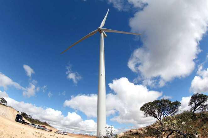 Investimento de R$ 1,26 bi da Engie em novo complexo eólico fortalece setor na Bahia. Foto: Manu Dias/GOVBA