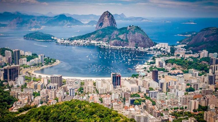 Rio de Janeiro. Foro: Pixabay