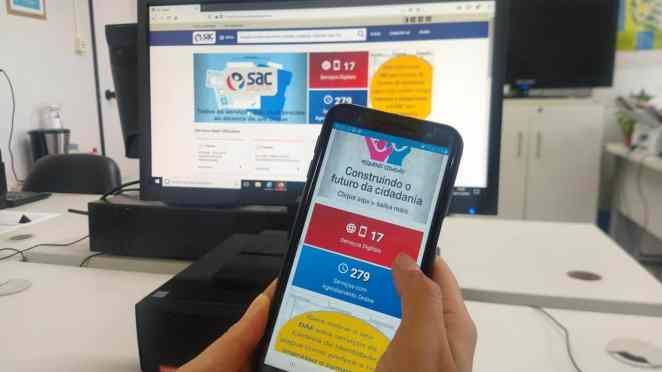 Bahia implanta matrícula 100% online com o SAC Digital. Foto: Divulgação