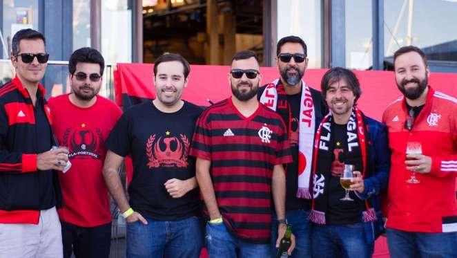 Pesquisa aponta que o Flamengo é mais conhecido que o Vasco da Gama em Portugal. Foto: Reprodução / MF Press Global