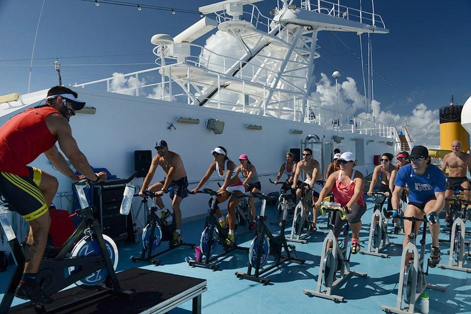26ª edição do Cruzeiro Fitness, da Costa Cruzeiros, reúne mais de 50 atividades