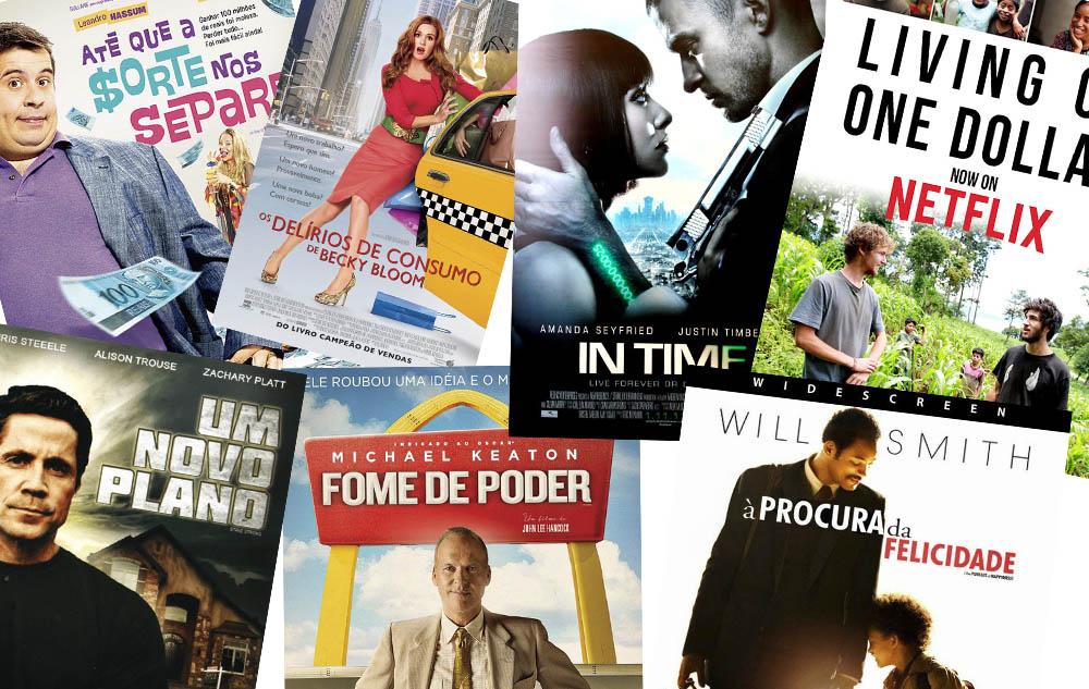 Sete filmes para assistir com os filhos e ensinar sobre finanças