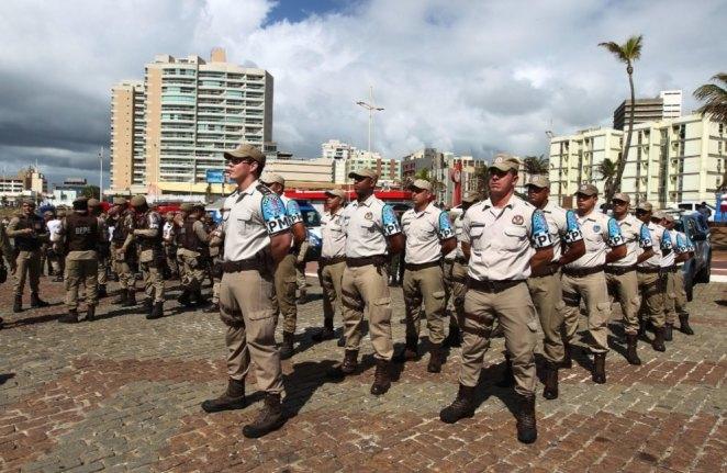 Governo da Bahia envia à Assembleia projeto para acelerar promoções da PM e dos Bombeiros. Foto: Mateus Pereira/GOVBA