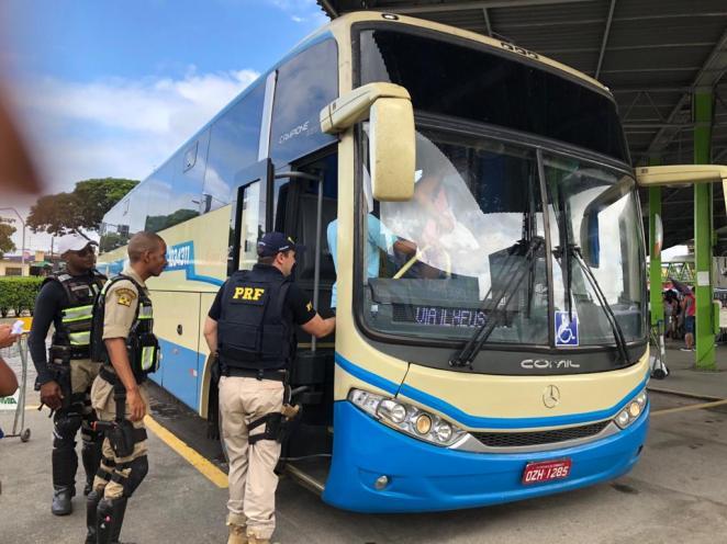 PRF encerra Operação Ano Novo com menos violência nas estradas. Foto: Divulgação/PRF