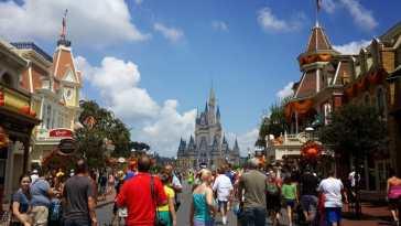 Magic Kingdom. Foto: Disney/Divulgação