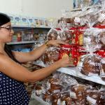 Operação Natal Seguro do Ibametro fiscaliza venda de produtos natalinos. Foto: Camila Souza/GOVBA