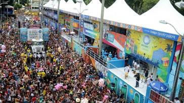 Ilustração - Carnaval de Salvador (BA) (Foto : Jefferson Peixoto / Secom)