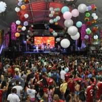Foliões se despedem do Barreiras Folia 2020 embalados pela alegria das marchinhas e do axé