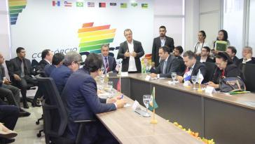 Imagem ilustrativa - Reunião do Consórcio Nordeste em Brasília (Foto: Carlos Prates/GOVBA)