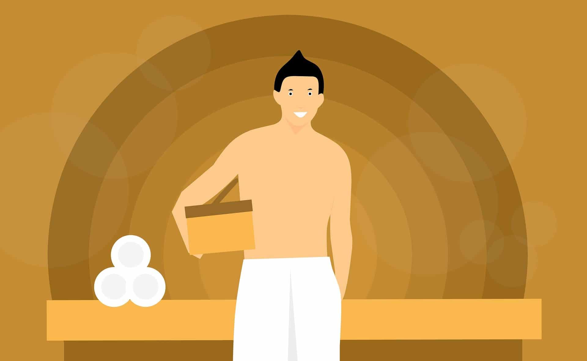 Saiba quais são os benefícios do banho quente