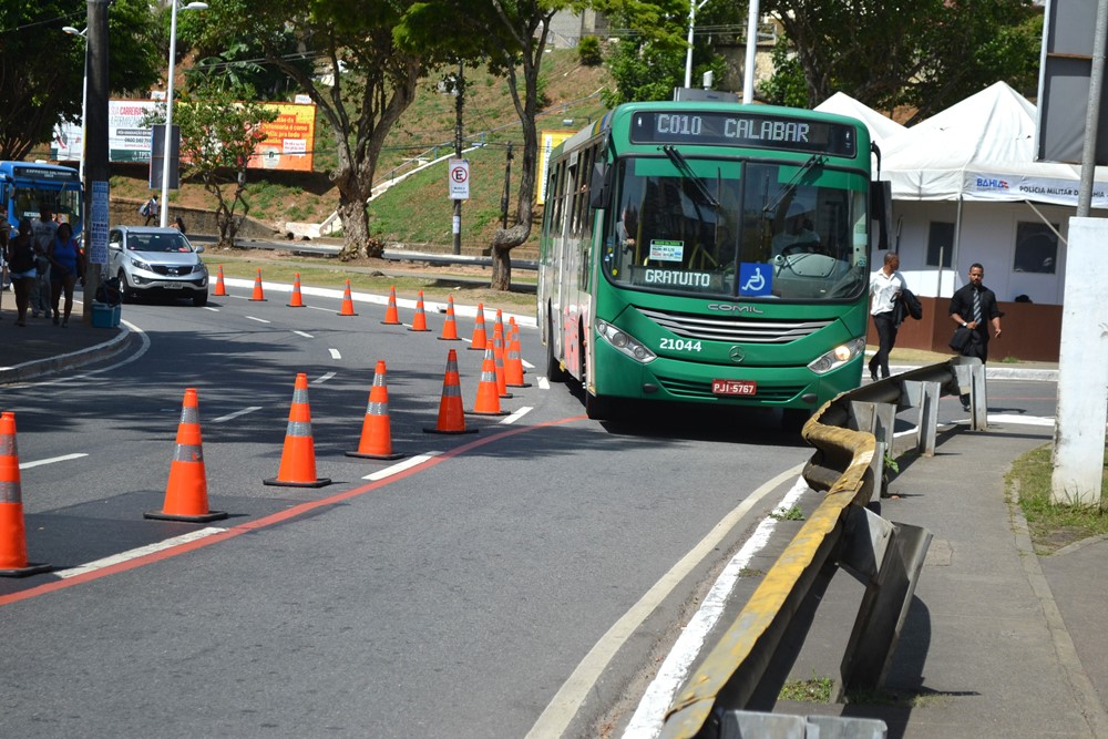 Brejolândia e mais cinco municípios baianos têm transporte suspenso