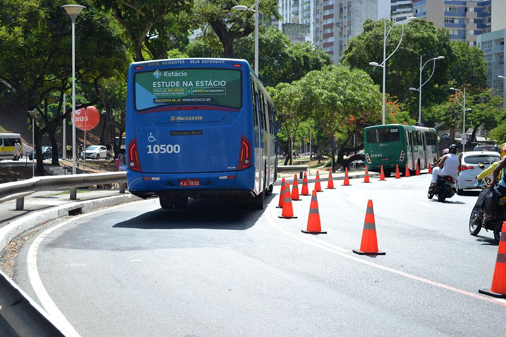 Santana e mais três municípios têm transporte suspenso na Bahia