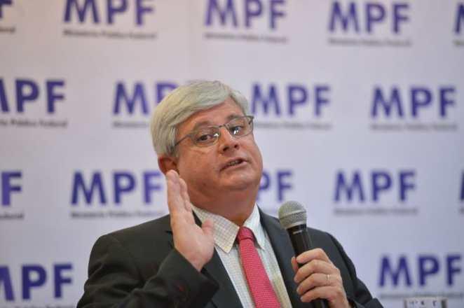 Rodrigo Janot foi Procurador-Geral da República do Brasil nos governos Dilma e Temer (Foto: Elza Fiúza/Agência Brasil)