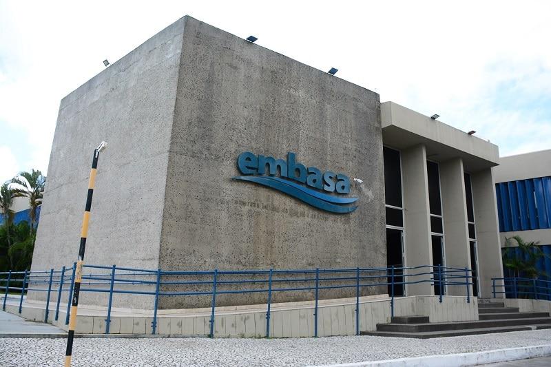 Embasa investe R$ 460 milhões em serviços de água e esgoto em 2019