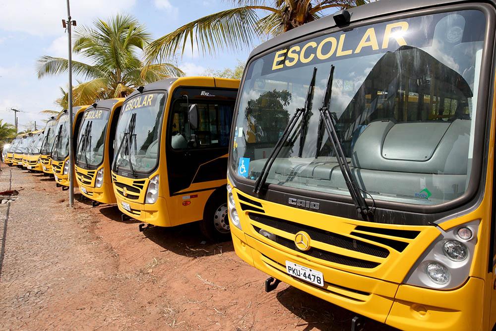Prefeituras da Bahia ainda têm oportunidade de comprar ônibus escolares pelo programa Caminho da Escola