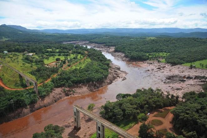 A ANM firmou contrato de R$10,418 milhões com a Aecom do Brasil para fiscalização de barragens (Foto: Vinicius Mendonça/Ibama)