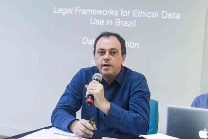 Danilo Oneda é advogado e atua na área de proteção de dados (Foto: Arquivo pessoal)