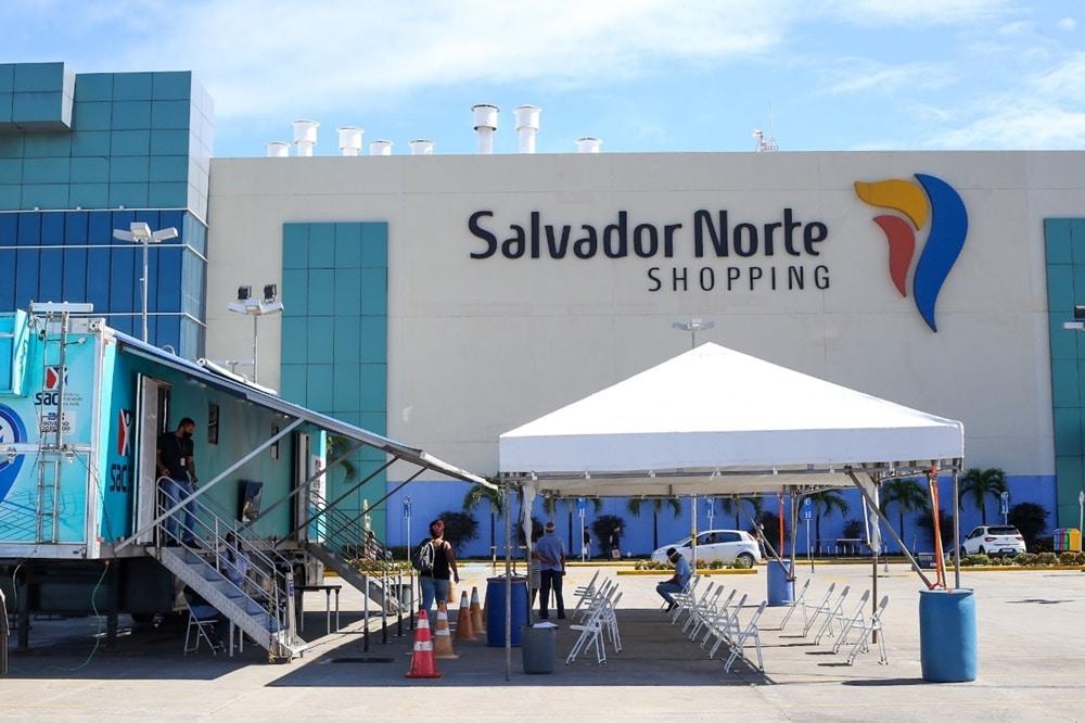 SAC Móvel altera horário de atendimento no Salvador Norte Shopping