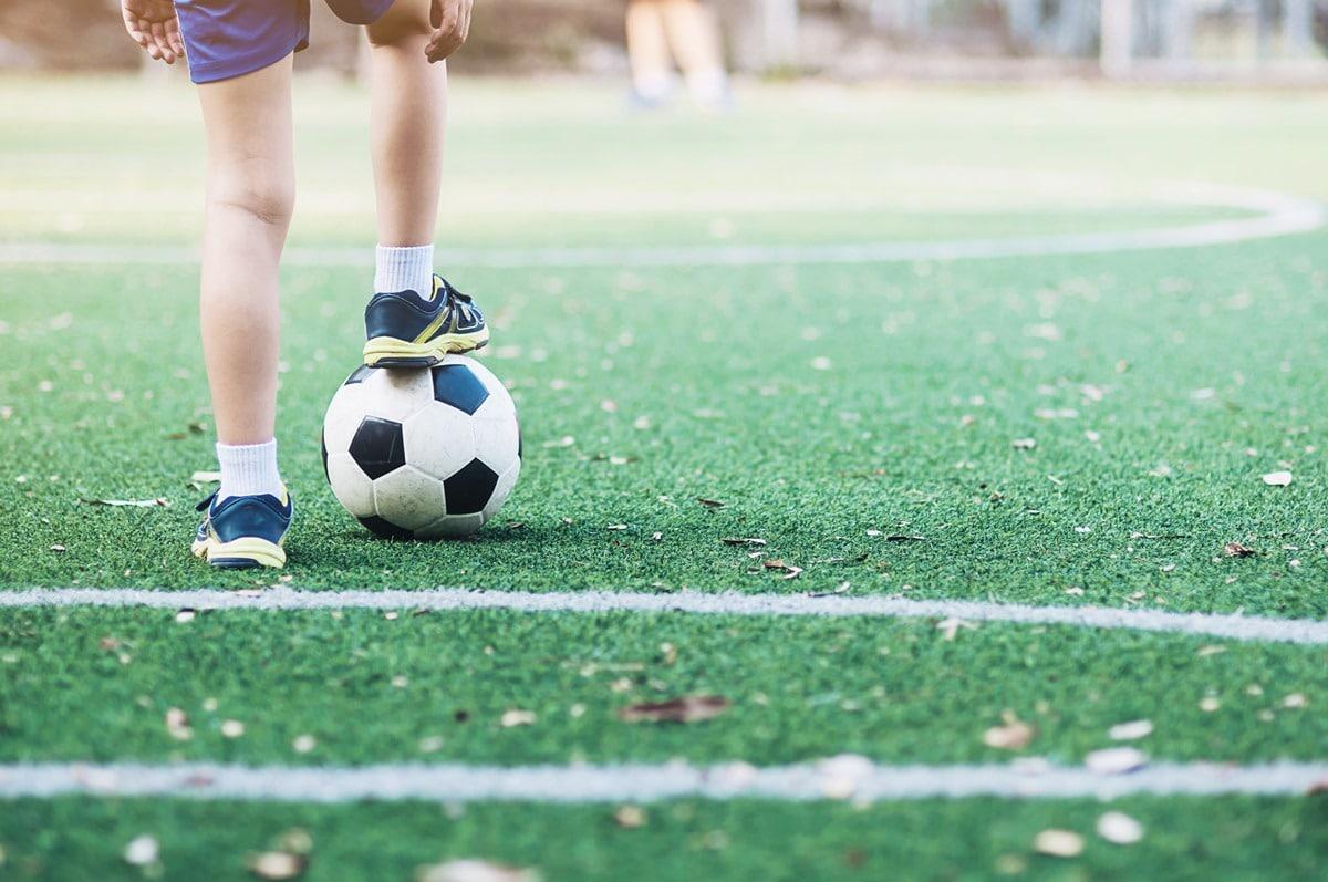 Crianças que praticam atividade física se desenvolvem melhor