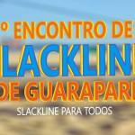 Slackline: uma brincadeira que virou esporte