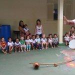Cultura afro-brasileira é tema de trabalho em creche no município