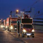 Caravana de Natal da Coca-Cola chega a Guarapari no dia 19
