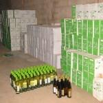 Nove mil garrafas de vinho furtadas tinham destino Guarapari